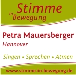 Stimme in Bewegung