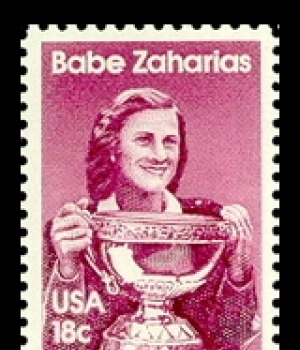 Mildred Didrikson Zaharias