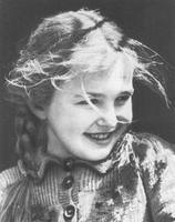Tamara Bunke Bider als Kind