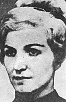 Tamara Bunke als Maria Iriarte in Berlin (1964)