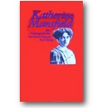 Tomalin 1994 – Katherine Mansfield