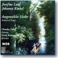 Lang, Kinkel 1996 – Ausgewählte Lieder
