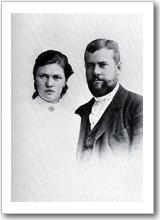 Marianne und Max Weber