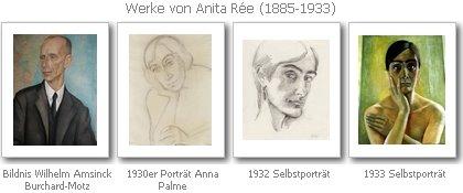 Werke von Anita Rée (1885-1933)