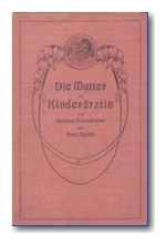 Buch Die Mutter als Kinderärztin