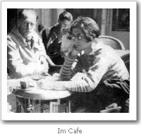 Simone Weil im Café