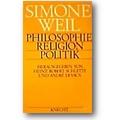 Schlette, Devaux (Hg.) 1985 – Simone Weil