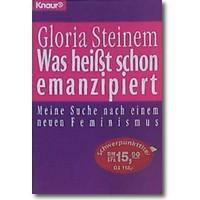 Steinem 1995 – Was heisst schon emanzipiert