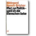 Hamm-Brücher 1981 – Mut zur Politik