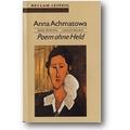 Achmatowa 1993 – Poem ohne Held