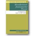 Gerhard, Wischermann (Hg.) 2007 – Klassikerinnen feministischer Theorie