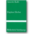 Kolb 1997 – Daphne Herbst