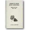 Kolb, Schickele 1987 – Briefe im Exil