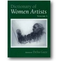 Gaze (Hg.) 1997 – Dictionary of women artists