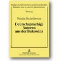 Shchyhlevska 2009 – Deutschsprachige Autoren aus der Bukowina