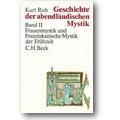 Ruh 1993 – Frauenmystik und Franziskanische Mystik