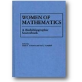 Grinstein, Campbell (Hg.) 1987 – Women of mathematics