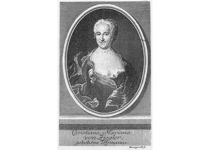 Christiane Marianne von #Ziegler