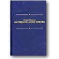 Unrue (Hg.) 1997 – Critical essays on Katherine Anne