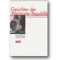 Schmölders, Gilman (Hg.) 2000 – Gesichter der Weimarer Republik