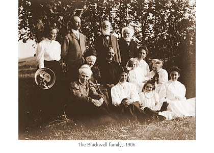 Familie Blackwell