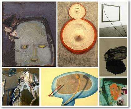 Werke von Eva Hesse