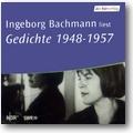 Bachmann 2005 – Ingeborg Bachmann liest Gedichte 1948