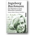 Bachmann 2011 – Die Wahrheit ist dem Menschen
