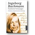 Bachmann 2011 – Frankfurter Vorlesungen