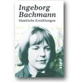 Bachmann 2013 – Sämtliche Erzählungen