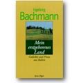 Bachmann 1992 – Mein erstgeborenes Land