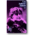 Salber 2001 – Lou Andreas-Salomé