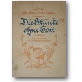 Andreas-Salomé 1922 – Die Stunde ohne Gott