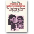 Hahn 1994 – Frauen in den Kulturwissenschaften