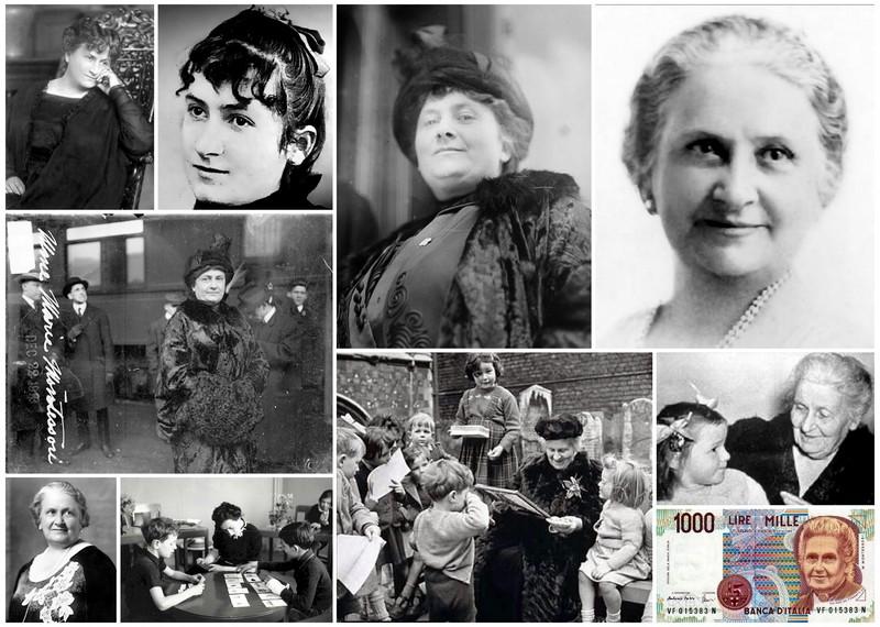 maria montessori fiel bereits mit 13 jahren auf durch den fr ein mdchen ungewhnlichen besuch der naturwissenschaftlichen sekundrschule - Maria Montessori Lebenslauf