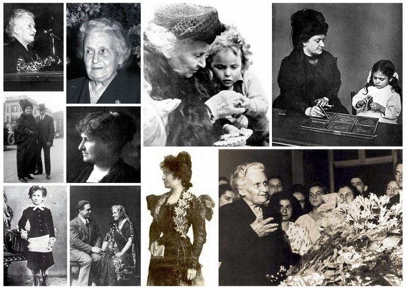 Maria Montessori Die Biographie Clara Grunwald Grundschule