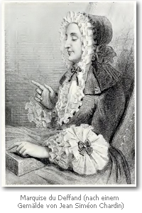 Marquise du Deffand