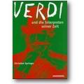 Springer 2000 – Verdi und die Interpreten seiner