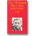 Semprún 1994 – Yves Montand