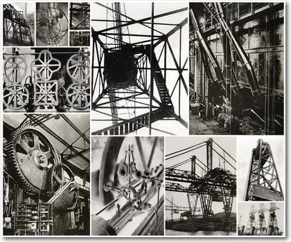 Werke von Germaine Krull