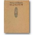 Bunsen 1910 – Sizilien