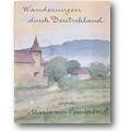 Bunsen 1936 – Wanderungen durch Deutschland