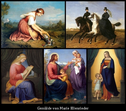 Werke von Marie Ellenrieder