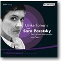 Paretsky 2006 – Ulrike Folkerts liest ›Der Fall