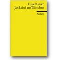 Rinser 1995 – Jan Lobel aus Warschau