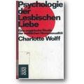 Wolff 1973 – Psychologie der lesbischen Liebe