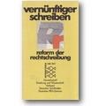 Drewitz (Hg.) 1974 – vernünftiger schreiben