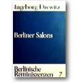 Drewitz 1965 – Berliner Salons