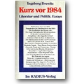 Drewitz 1981 – Kurz vor 1984
