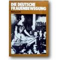 Drewitz, Brinker-Gabler (Hg.) 1983 – Die deutsche Frauenbewegung